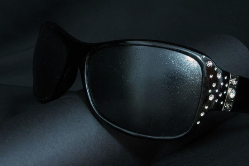 Gafas opacas